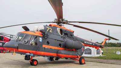 72 - Mil Mi-171Sh Baikal - Russia - Air Force