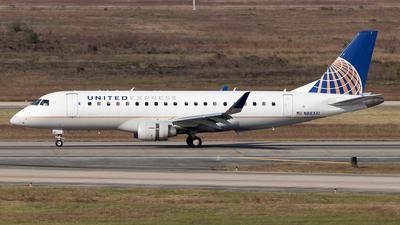 N88331 - Embraer 170-200LR - United Express (Mesa Airlines)