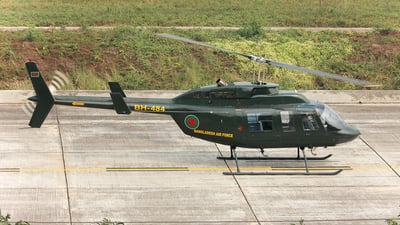 BH-484 - Bell 206L-4 Long Ranger IV - Bangladesh - Air Force