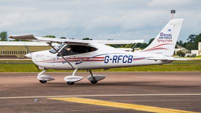 G-RFCB - Tecnam P2008JC - The Waddington Flying Club