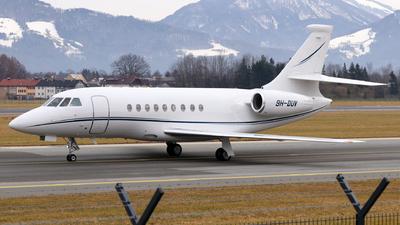 9H-DUV - Dassault Falcon 2000EX - SkyFirst