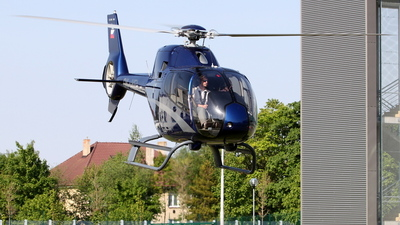 OK-HEL - Eurocopter EC 120B Colibri - Private