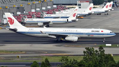B-5977 - Airbus A330-343 - Air China