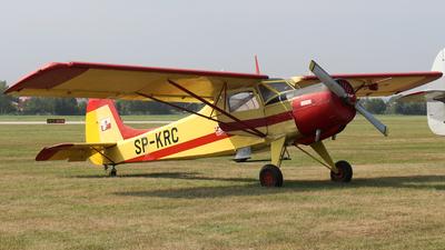 SP-KRC - Yakovlev Yak-12M - Aero Club - Rzeszowski