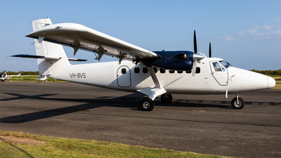 VH-BVS - De Havilland Canada DHC-6-100 Twin Otter - Seair Pacific