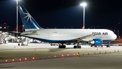 A picture of OYSRN - Boeing 767219(BDSF) - Star Air - © Oliver Lotz