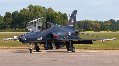 155214 - British Aerospace CT-155 Hawk - Canada - Royal Canadian Air Force (RCAF)