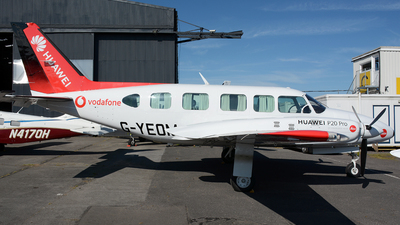 A picture of GYEOM - Piper PA31350 - [318352022] - © James Mepsted