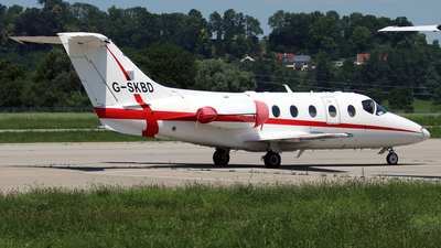 G-SKBD - Raytheon Hawker 400XP - Dragonfly Aviation Services