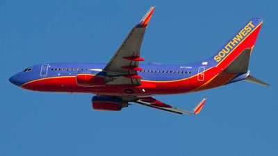 N7728D - Boeing 737-7BD - Southwest Airlines