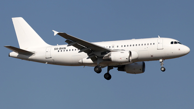 SX-BHN - Airbus A319-112 - Olympus Airways
