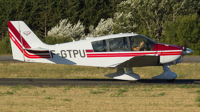 F-GTPU - Robin DR400/160 Chevalier - Private