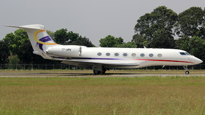 T7-ARN - Gulfstream G650 - Private