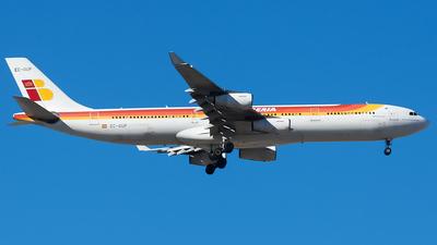 EC-GUP - Airbus A340-313X - Iberia