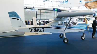 D-MALY - Tecnam P92 Echo Classic - Private