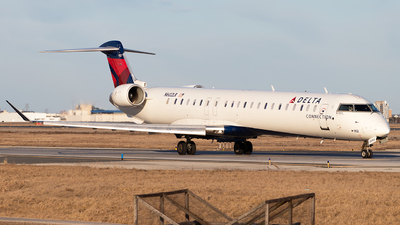 N602LR - Bombardier CRJ-900LR - Delta Connection (Endeavor Air)