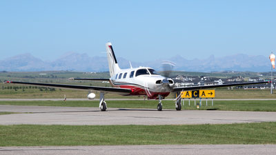 A picture of CGXHP - Piper PA46350P - [4636424] - © Mike MacKinnon