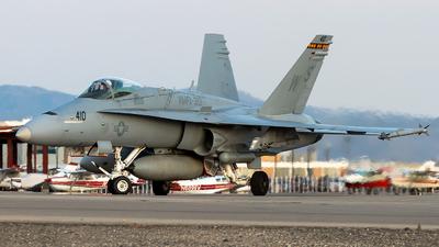 165211 - McDonnell Douglas F-18C Hornet - United States - US Marine Corps (USMC)