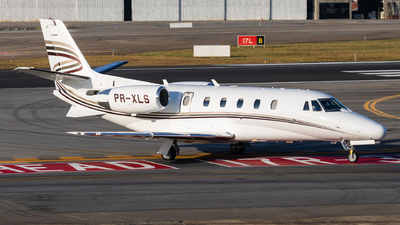 A picture of PRXLS - Cessna 560XLS Citation Excel - [5605607] - © fachetti_spotter