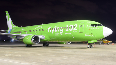 ZS-OAP - Boeing 737-4S3 - Kulula.com