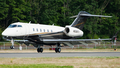 N536FX - Bombardier BD-100-1A10 Challenger 300 - Flexjet
