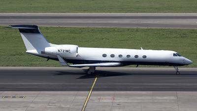 N721MC - Gulfstream G-V - Private