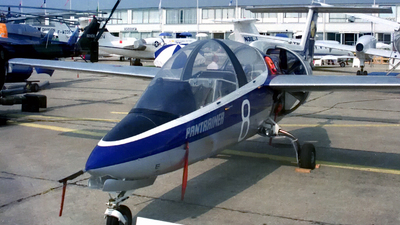 D-EATP - Rhein-Flugzeugbau Fantrainer 400 - Private