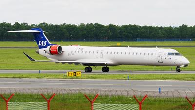 EI-FPF - Bombardier CRJ-900LR - Scandinavian Airlines (Cityjet)