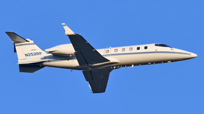 N252RP - Bombardier Learjet 60 - Private