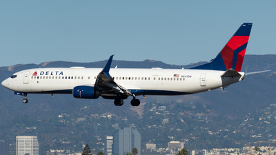A picture of N841DN - Boeing 737932(ER) - Delta Air Lines - © global_flyer1