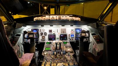 VH-NPU - Fokker 100 - QantasLink (Network Aviation)