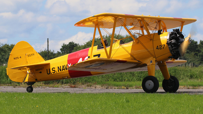 N68427 - Boeing A75N1 Stearman - Private