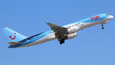 G-OOBB - Boeing 757-28A - TUI