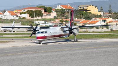 A picture of D2EUP - De Havilland Canada Dash 8400 - [4315] - © THOMAS FERREIRA