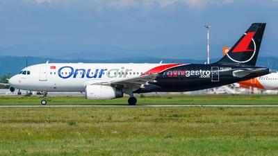 TC-ODD - Airbus A320-232 - Onur Air