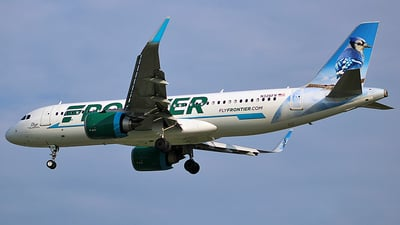 N326FR - Airbus A320-251N - Frontier Airlines