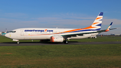 A picture of OKTVX - Boeing 7378Z9 - Smartwings - © Roman Eisenreich