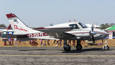 YS-259-PE - Cessna 310Q - Private
