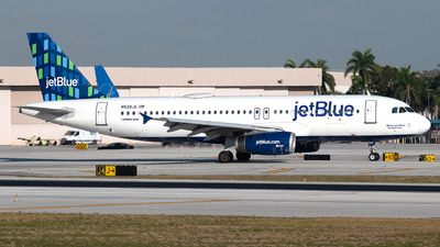 N526JL - Airbus A320-232 - jetBlue Airways