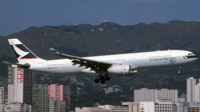 VR-HLD - Airbus A330-342 - Cathay Pacific Airways