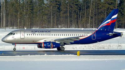 A picture of RA89061 - Sukhoi Superjet 10095B - Aeroflot - © Timofey Panteleev