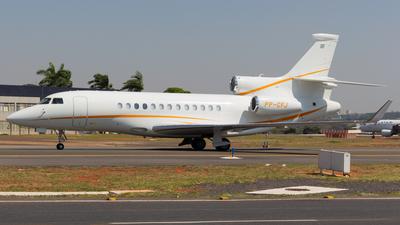 PP-CFJ - Dassault Falcon 7X - Private