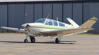 ZS-DVK - Beechcraft S35 Bonanza - Private
