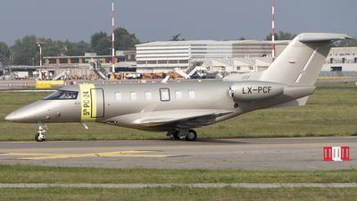 LX-PCF - Pilatus PC-24 - Jetfly Aviation