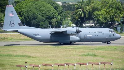14-5807 - Lockheed Martin C-130J-30 Hercules - United States - US Air Force (USAF)