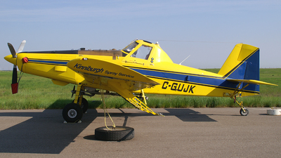 C-GUJK - Air Tractor AT-502B - Kinniburgh Spray Service