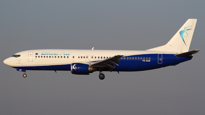 YR-BAE - Boeing 737-46N - Blue Air