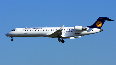 D-ACPI - Bombardier CRJ-701ER - Lufthansa Regional (CityLine)