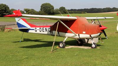 G-DENC - Reims-Cessna F150G - Private