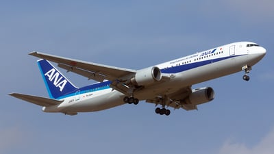 JA611A - Boeing 767-381(ER) - All Nippon Airways (Air Japan)